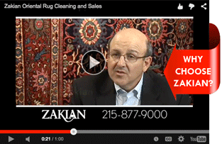 Zakian Rugs Philadelphia Video