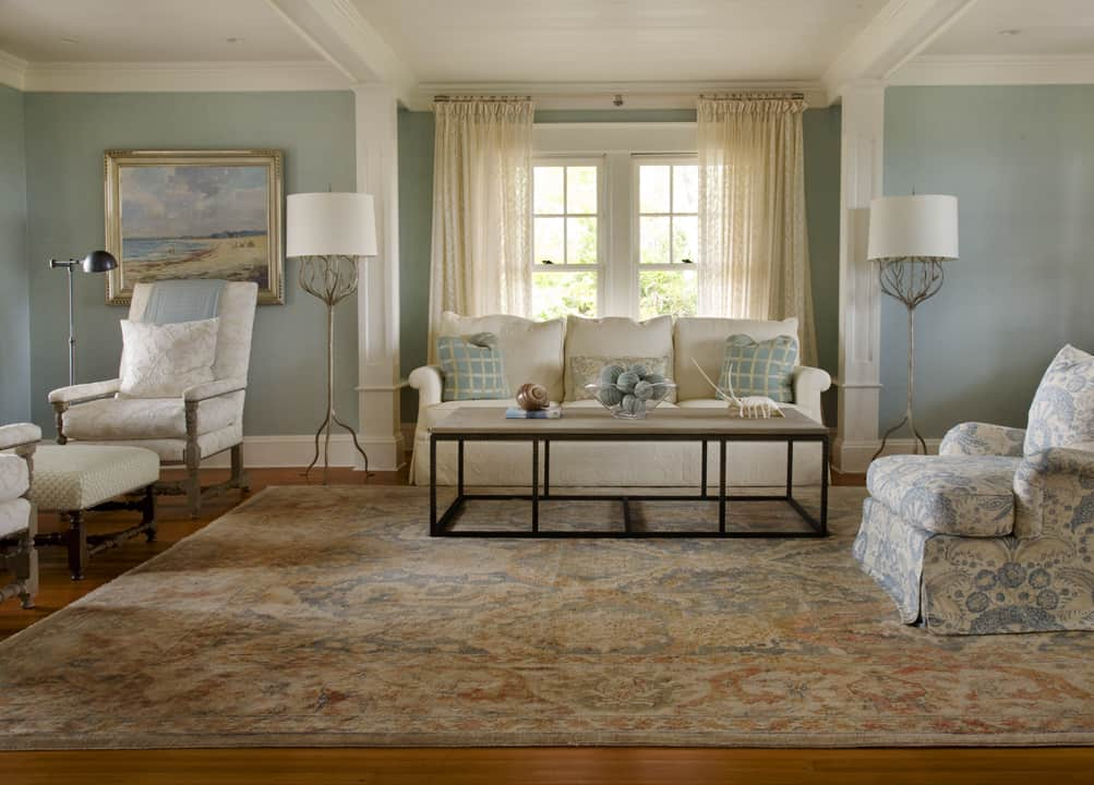 Interior Design with Oriental Rugs |