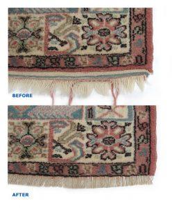 Restoring Your Persian Rug