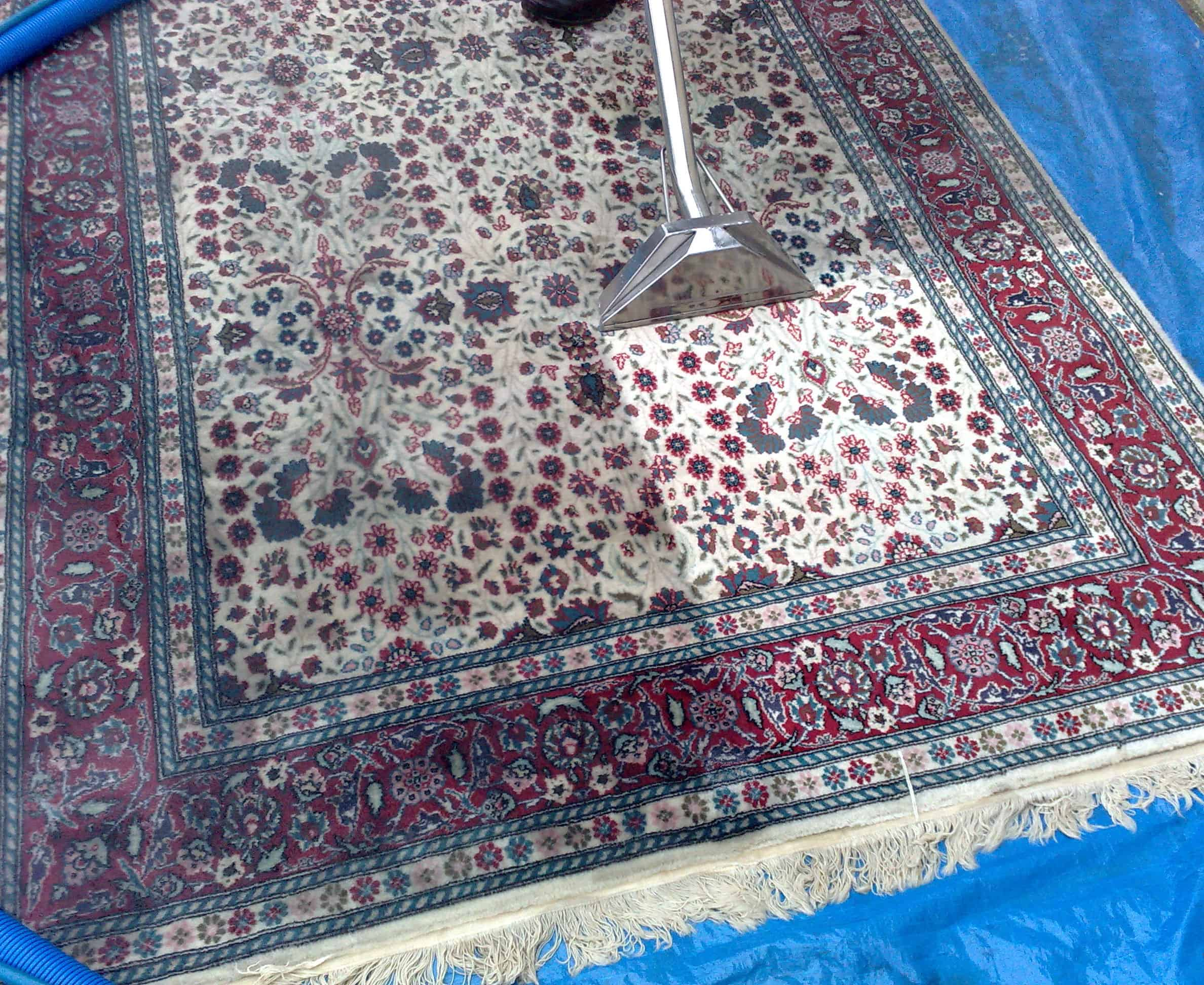 Before How Often Should Rugs Be Cleaned After Cleaning In Progress Rug Area Knoxville Tn