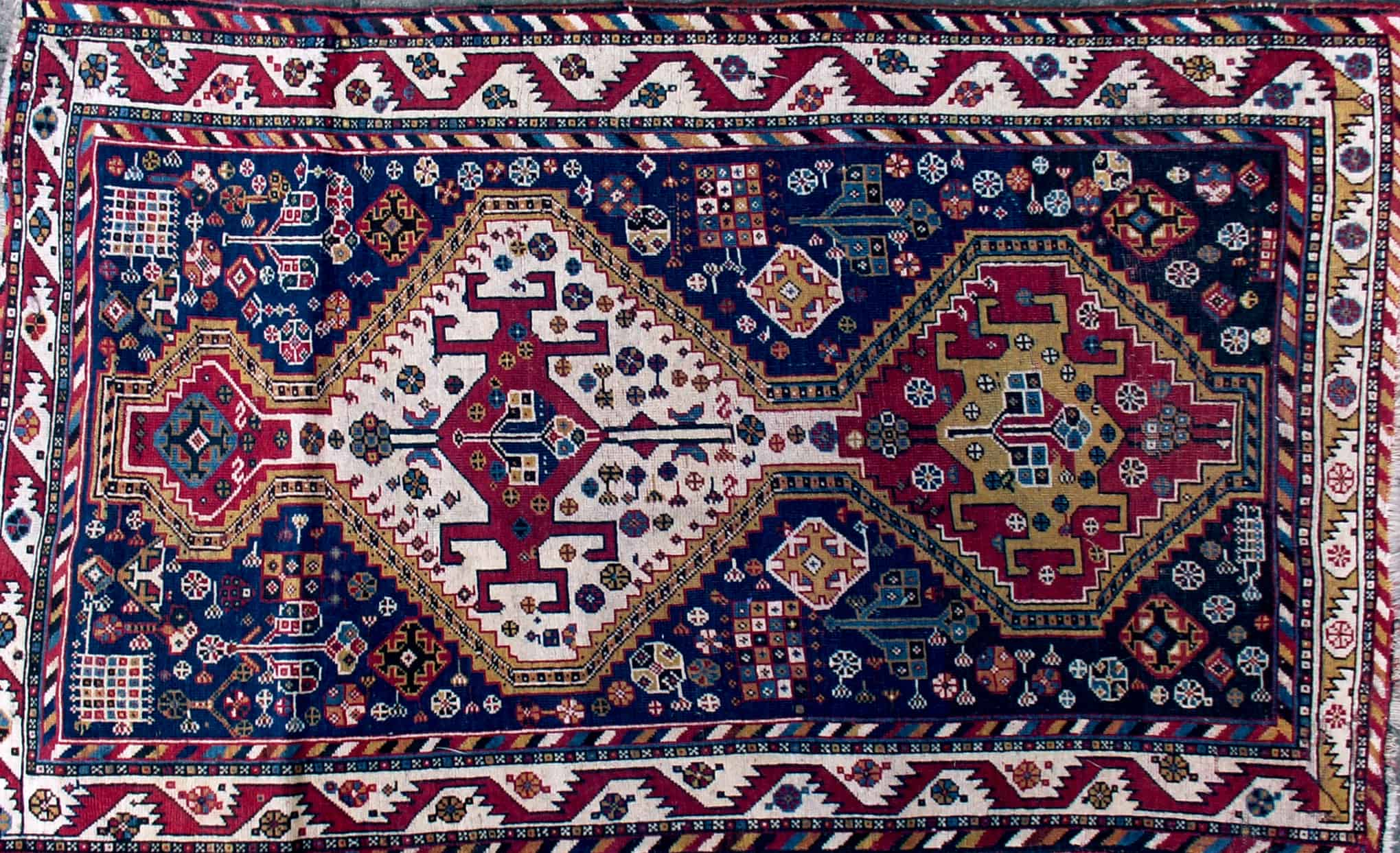 Emergency Care For Persian Rugs
