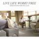 Live life Worry Free