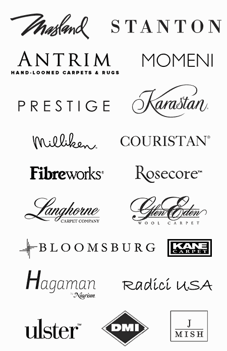 Design Carpet Logos