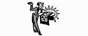 An early Zakian company logo.