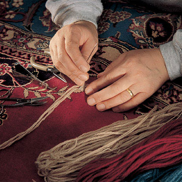 We Can Repair All Types Of Rug Damage By Reweaving That Section Carpet With Wool Yarn A Matching Color
