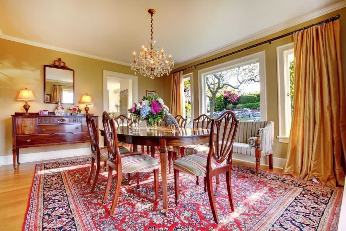 Why A Rug Cleaning Will Make Your Rugs Look Great Zakian