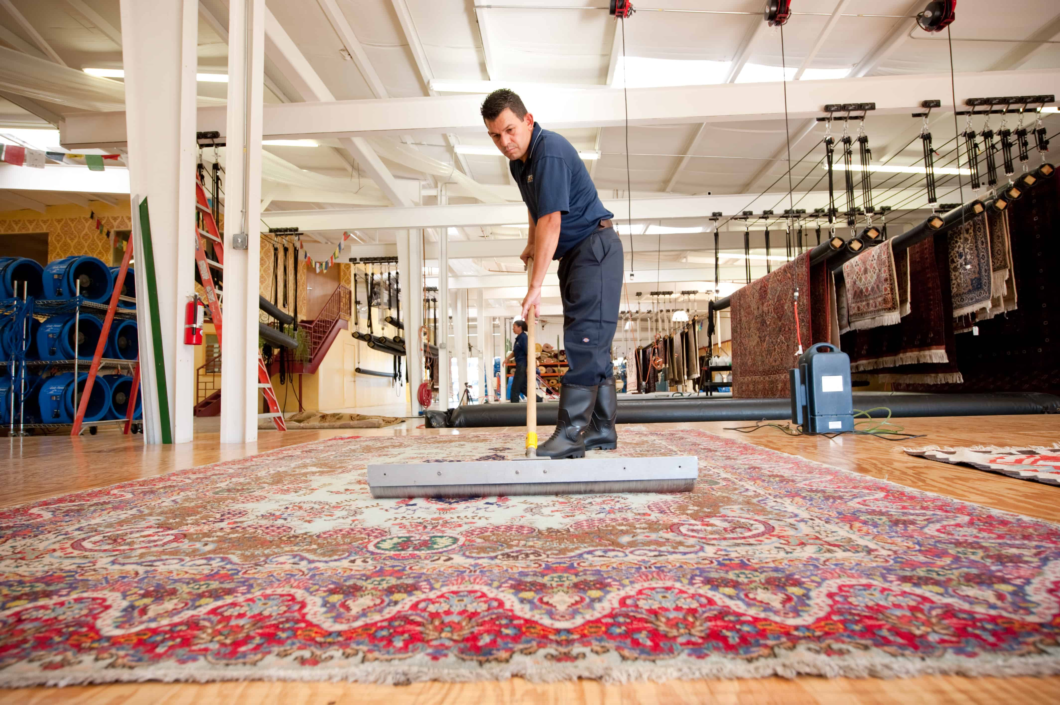 Why You Need to Clean Your Oriental Rugs